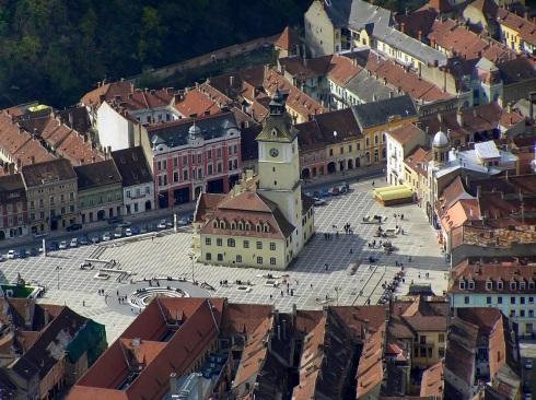Medieval city panorama!