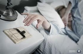 alarm clock trap