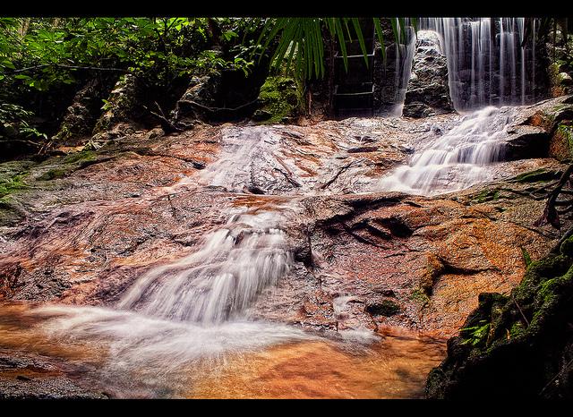 water flow river